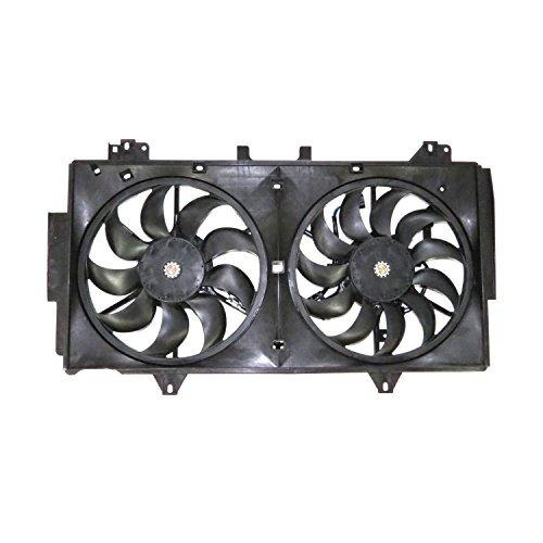 tyc 622970 conjunto de ventilador de enfriamiento de reempla