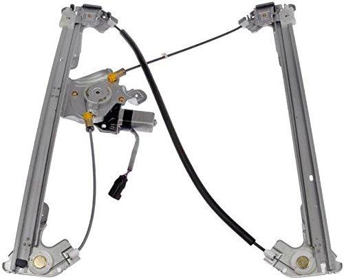 tyc 660505 regulador de ventana de reemplazo trasero derecho