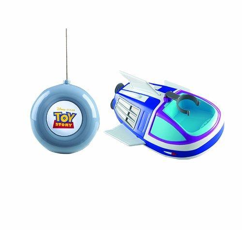 tyco r /c toy story 3 buzz space ship vehículo de radio