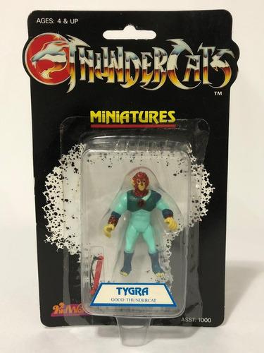 tygra thundercats miniatura lacrado anos 80 raro