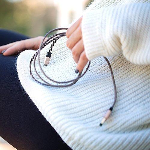 tylt cable noir cable de carga y sincronizacion premium micr