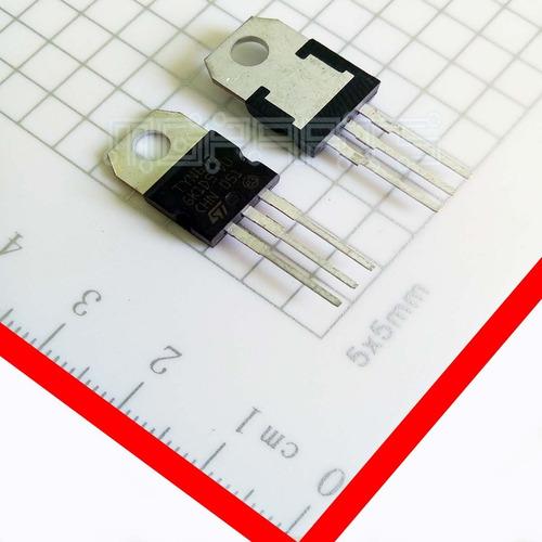 tyn612  tiristor scr 600v 12a orig st a-4