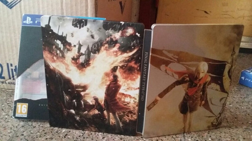 type ps4 final fantasy