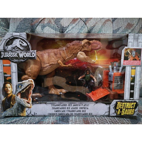 Tyrannosarus Rex, Ambush Destruct-a-saurs (ultra Rare)