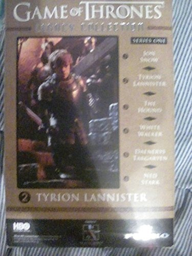tyrion lannister game of thrones legacy collection exclusivo