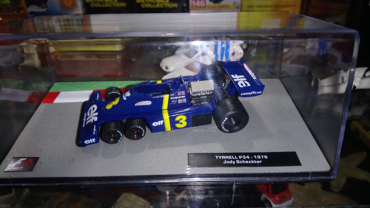 Fórmula 143Predator01 FascículoSalvat Tyrrell P34 Sin 1 H2WED9YI