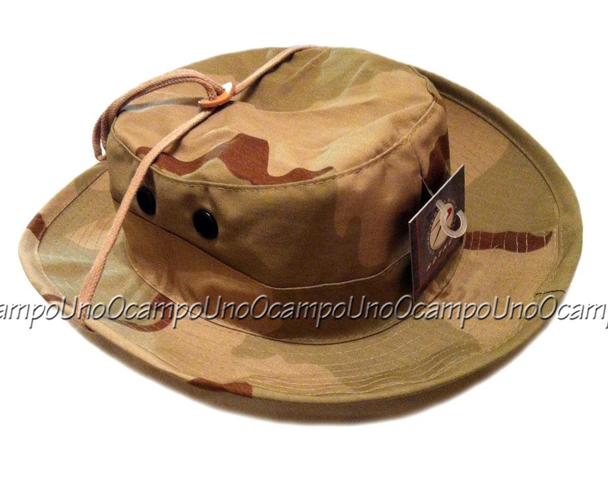 ecc94dd294d u s navy seal desert rip stop medium boonie hat. nuevo. Cargando zoom.