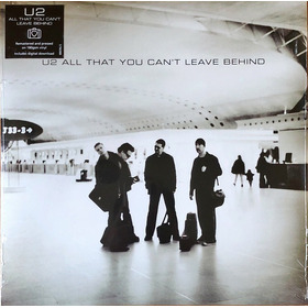 U2 - All That You Cant Leave Behind (vinilo)
