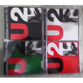 U2 - Lote 4 Cds Importados Raros!