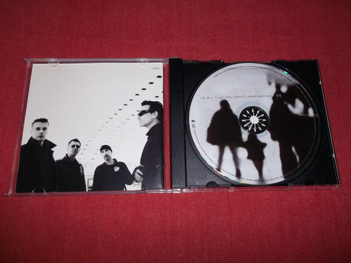 u2 - all that you can´t leave behind cd imp ed 2000 mdisk