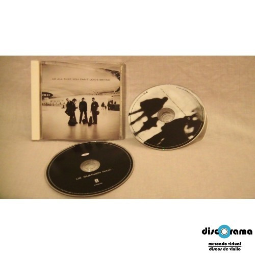 u2 - all that you cant leave behind - special edition 2 cd
