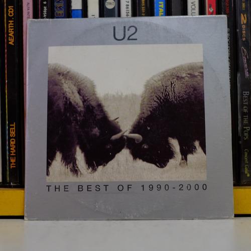 u2 / best of 1990 - 2000 promo ep cd ( raro!!! )