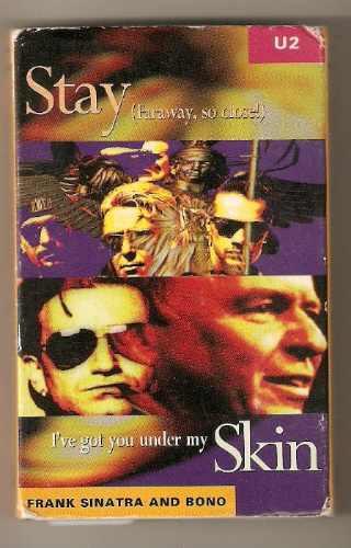 u2 - cassette stay / skin frank sinatra single