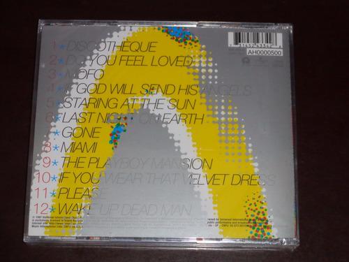 u2 cd pop 1997 lacrado
