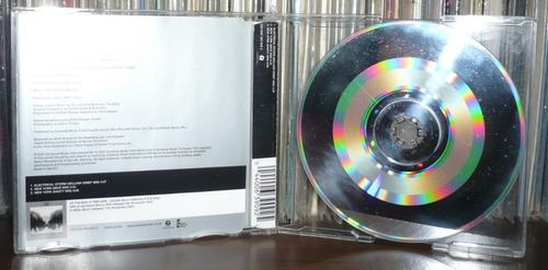u2 cd single electrical storm hecho en mexico