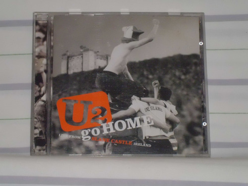 u2 - go home live from slane castle ireland - made in usa
