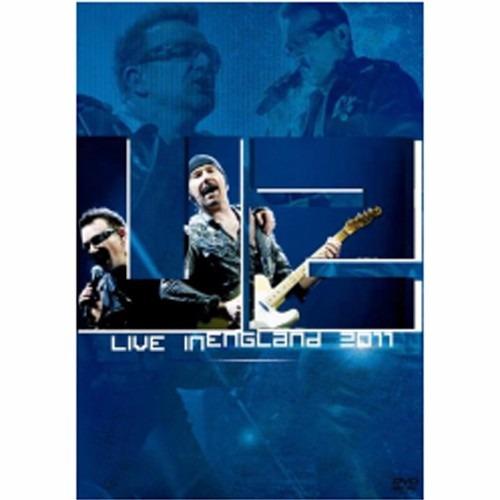 u2 - live in england 2011 - loja center som