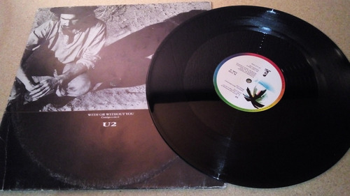 u2 lp with or without you