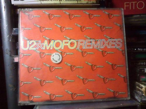 u2 mofo (alemania - germany) cd
