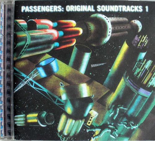 u2 - passengers: original soundtracks 1 - cd imp. usa