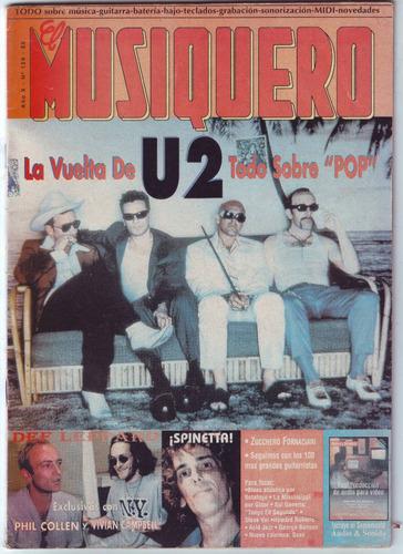 u2 // revista el musiquero (1997)
