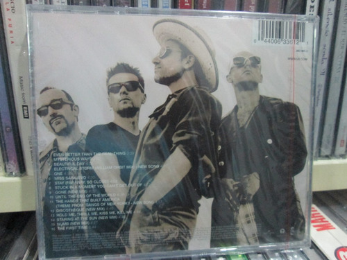 u2 - the best of 1990-2000 cd nuevo