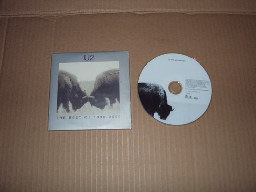 u2 the best of 1990.2000 cd