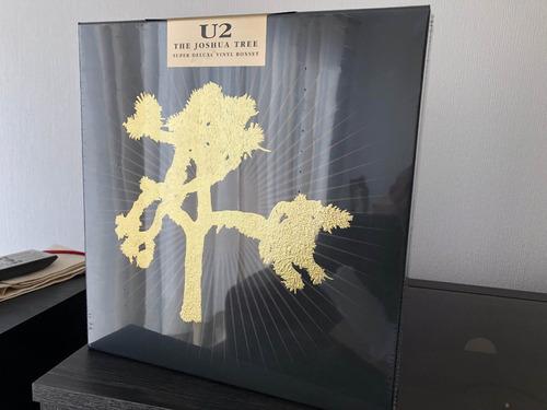 u2 - the joshua tree 7 lp super deluxe box set (mercadopago)