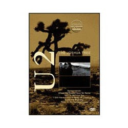 u2 the joshua tree dvd