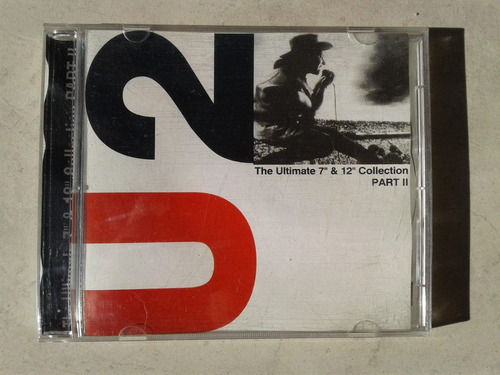 u2 - the ultimate 7  & 12  collection 2 cd excelente - bono