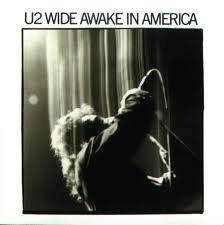 u2 wide awake in america ( cd import usa)