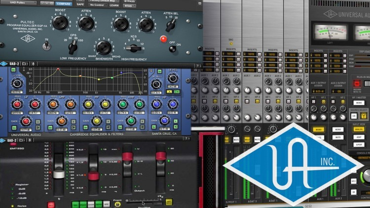 Uad Plugins !!!! N Waves,t Racks,kontkat,pro Tools
