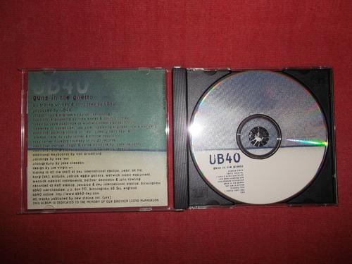 ub40 - guns in the ghetto cd usa ed 1997 mdisk