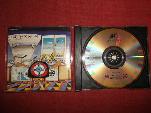 ub40 - rat in the kitchen cd usa ed 1990 mdisk