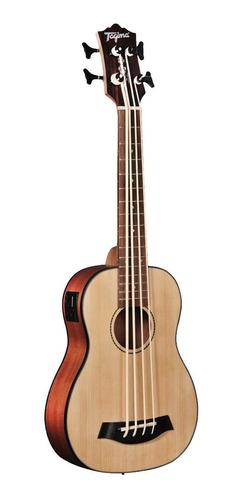 ubass ukulele tagima 30 kb 4 cordas - natural