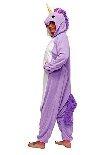 a4ebe34533 Ubeauty Pijama De Unicornio Purpura Para Adulto Talla l -   149.900 ...