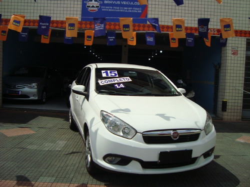 uber grand siena 1.4 attractive flex 4p