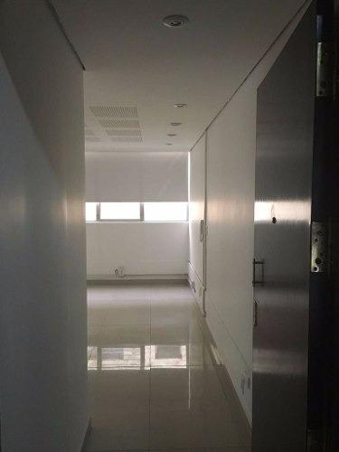 ubicadísima oficina de 300 m2, polanco