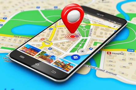 localizador gps de un celular