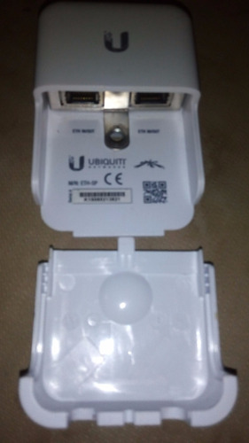 ubiquiti eth-sp protector electroestatica (25trump)