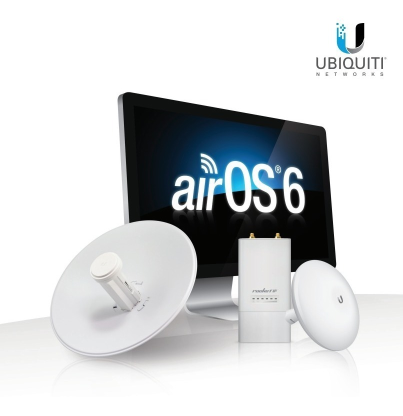 Ubiquiti Firmware Airos V6 x Licensed (compliance Test)