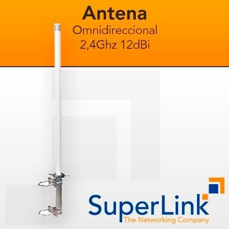 ubiquiti itelite antena omni 2.4ghz 12dbi   con iva