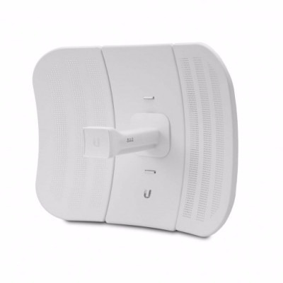 ubiquiti networks lbe-m5-23, ieee 802.11n, color blanco, alá