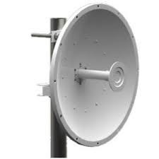 ubiquiti rocket dish 30dbi 5ghz airmax 6° ideal para ptp