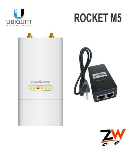 ubiquiti rocket m5 radiobase ap mimo 5ghz alta potencia