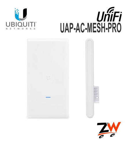 ubiquiti  uap ac mesh pro 3x3 mimo dual 2.4/5ghz 1750mbps