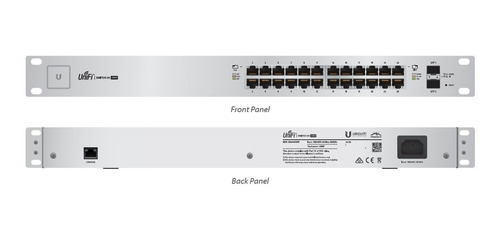 ubiquiti unifi switch us-24-500w - conmutador - gestionado