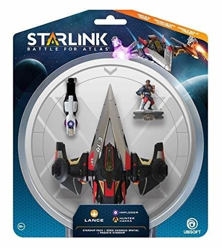 ubisoft starlink battle for atlas - paquete lance starship -