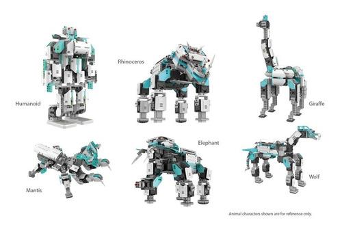 ubtech® jimu robot -  inventor 16 servos - educación stem