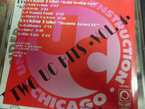 uc underground construction chicago cd vol 4